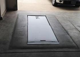 Garage Floor Shelters